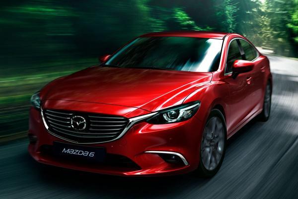 Gereden: Mazda 6
