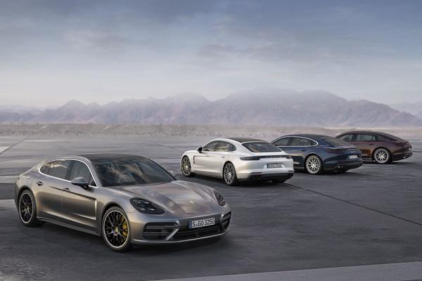 Porsche breidt aanbod Panamera uit