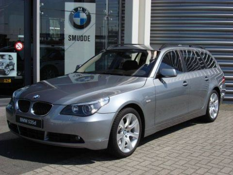 bmw 535d touring high executive 2006 gebruikerservaring autoreviews. Black Bedroom Furniture Sets. Home Design Ideas
