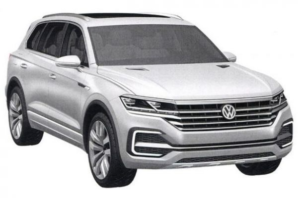 Dít is de nieuwe Volkswagen Touareg