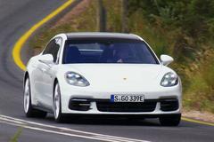 Porsche Panamera 4 E-Hybrid - Rij-impressie