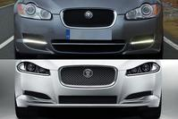 Jaguar XF Facelift Friday