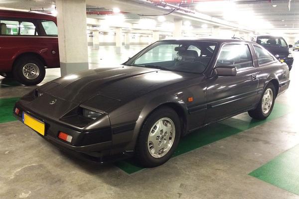 In het wild: Nissan 300ZX (1985)