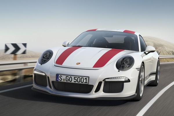 Prijsexplosie Porsche 911R was niet de bedoeling