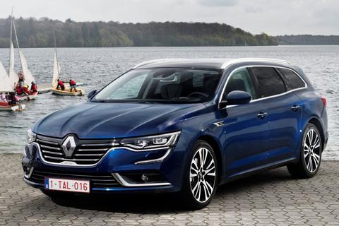 renault talisman estate dci 160 intens specificaties. Black Bedroom Furniture Sets. Home Design Ideas