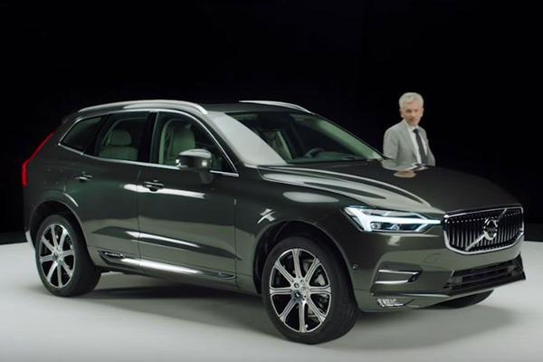 Video: In detail: Volvo XC60