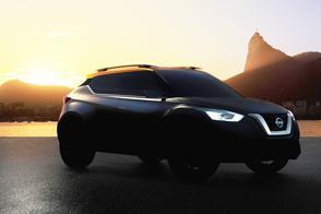 Mysterieuze Nissan cross-over duidelijker in beeld