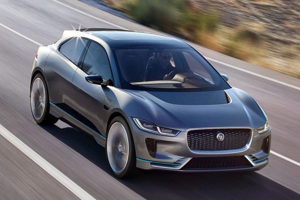 Video: Jaguar i-Pace verbindt heden en verleden