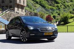 Opel Astra - Afscheid Duurtest