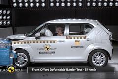 Suzuki Ignis - Crashtest - EuroNCAP