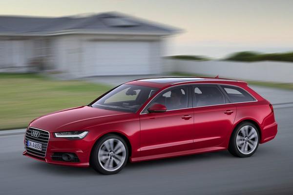 Audi scherpt A6 en A7 aan