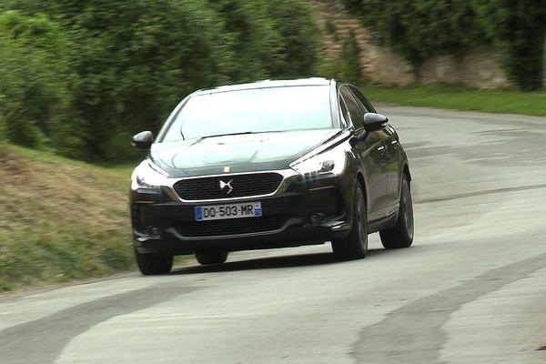 Video: Rij-impressie - DS 5