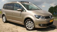 Volkswagen Touran 1.2 TSI BlueMotion Technology Highline