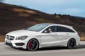 Officieel: Mercedes CLA Shooting Brake