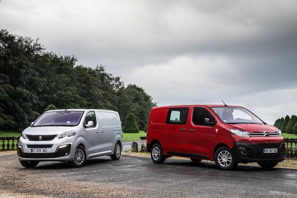 Verkoop bedrijfsauto's Europa blijft stabiel