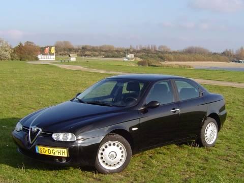 Alfa Romeo 156 1.8 T.Spark 16V 1999