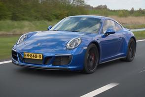 Porsche 911 Carrera GTS - Rij-impressie