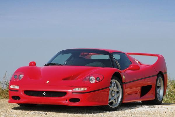 AutoWeekend Top 10: Genève 1995