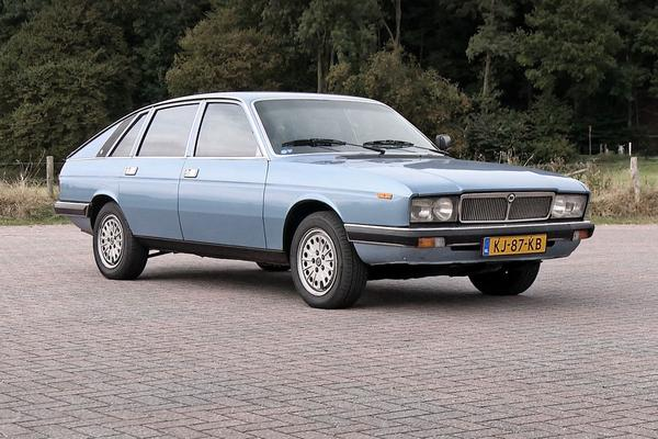 Video: Lancia Gamma Berlina en Coupé - terugblik
