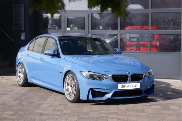 Kaege pakt BMW M3 en M4 aan: 524 pk