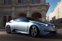 Elektrische cross-over voor Nissan in de maak
