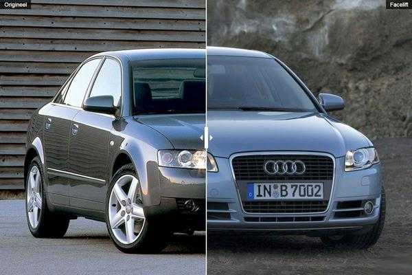 Facelift Friday: Audi A4