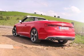 Audi S5 Cabriolet - Rij-impressie