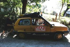 Fiat Panda goes Mongol Rally - Deel 2