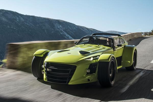 Donkervoort D8 GTO-RS toegelicht