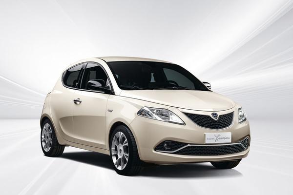 Lancia Ypsilon krijgt kleine facelift