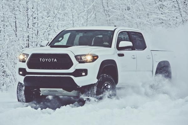 Toyota Tacoma nu als TRD Pro