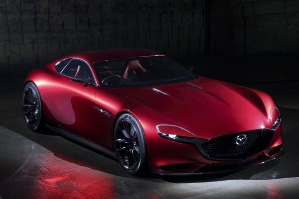 Komst nieuwe Mazda RX lijkt zeker