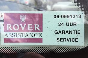 Update: Rover 800