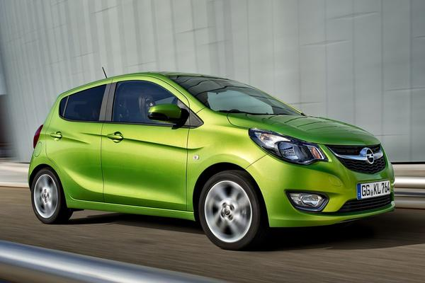 Rij-impressie: Opel Karl