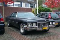 Cadillac Coupe de Ville In het Wild 1971