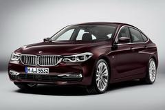 BMW 6-serie GT te vroeg op het internet