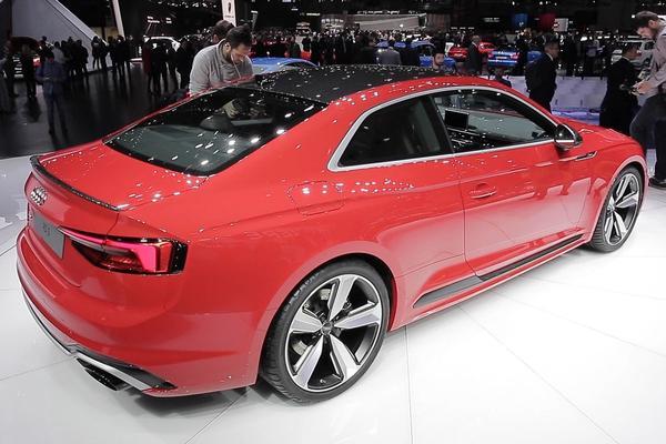Video: Genève Specials 5: Audi RS 5