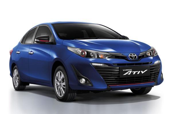 Toyota Yaris Ativ gepresenteerd