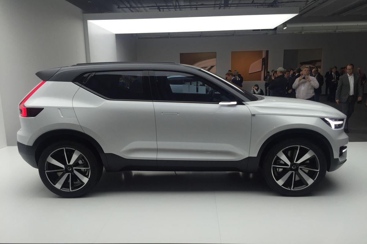 Nu Officieel Volvo 40 1 En 40 2 Concept Autonieuws