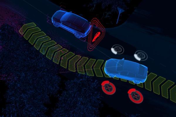 Volvo XC60 kent autonome trucjes