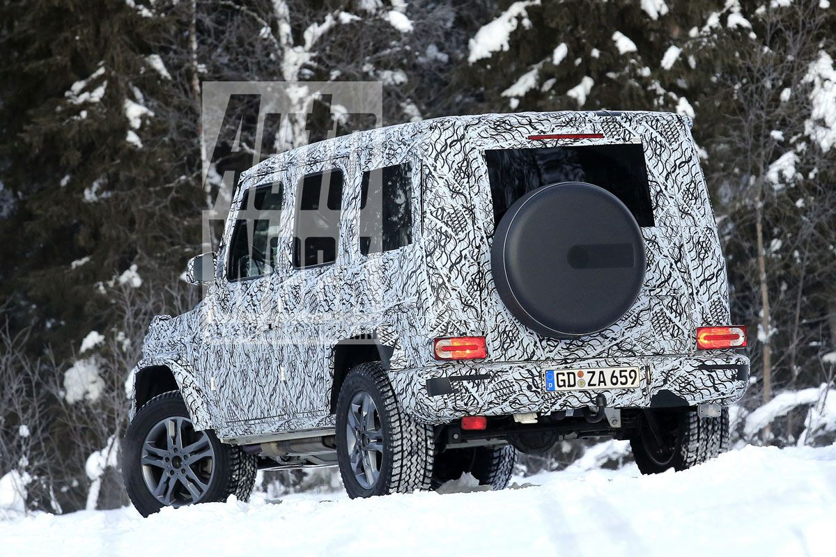 2017 - [Mercedes-Benz] Classe G II - Page 2 C7dyp8obgd15