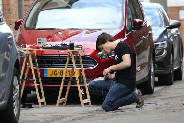 Minder auto's gestolen