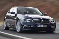 BMW 5-serie (2016) - Rij-impressie