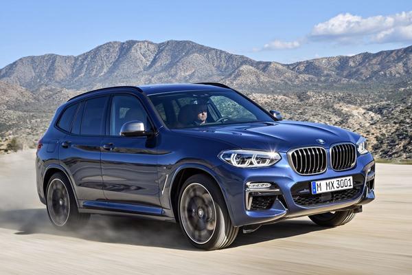 Dít is de nieuwe BMW X3