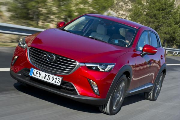 Rij-impressie: Mazda CX-3
