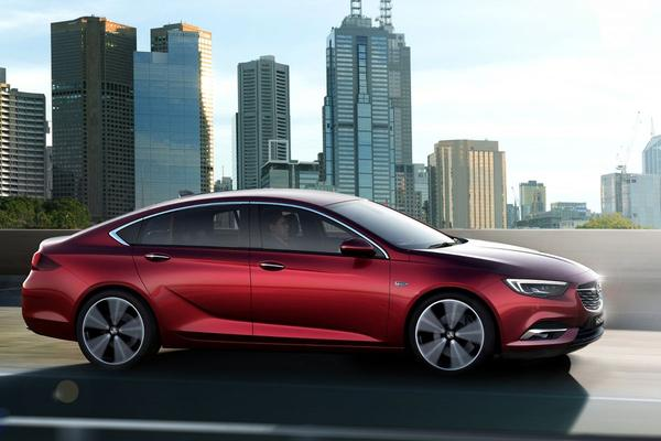 Nieuwe Insignia als Vauxhall en Holden