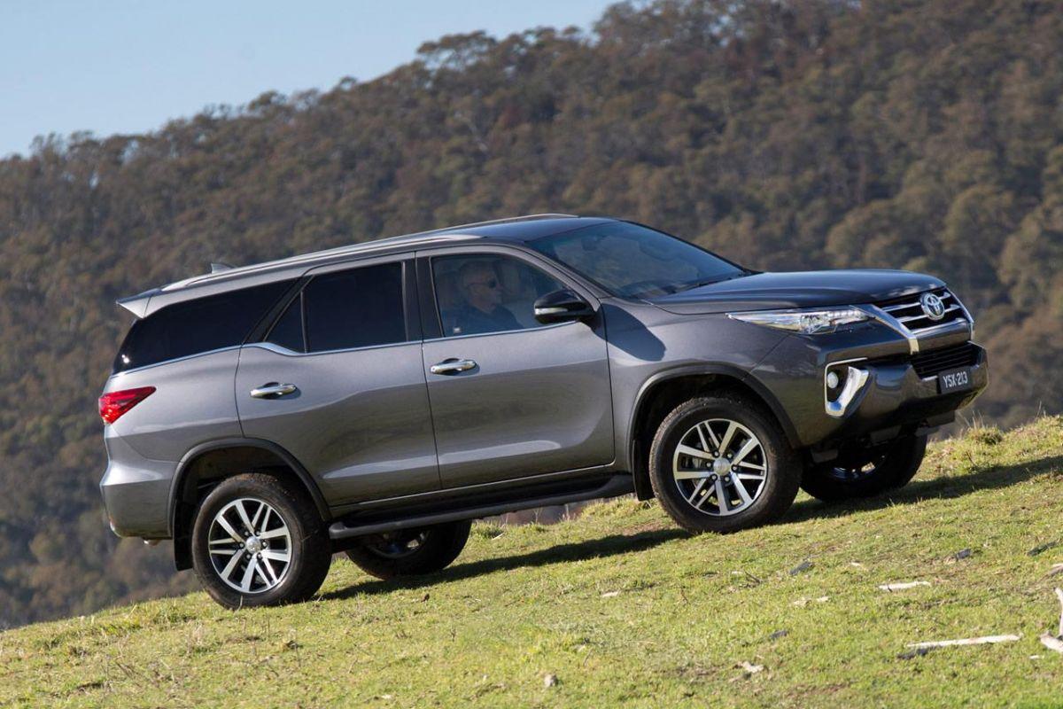 Toyota fortuner 2016 nederland