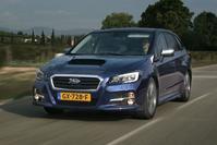 Rij-impressie - Subaru Levorg