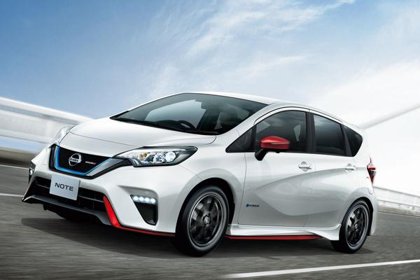 Nissan Note e-Power als Nismo