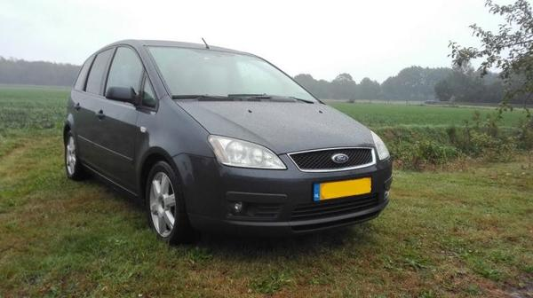 ford focus c max 1 6 tdci 109pk futura 2006 gebruikerservaring autoreviews. Black Bedroom Furniture Sets. Home Design Ideas
